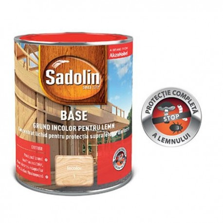GRUND SADOLIN BASE INCOLOR - 0.75 l