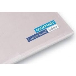 PLACA KNAUF AQUAPANEL - INT 12.5 X 1200 X 2400 MM