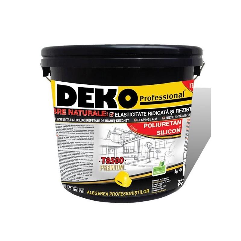 Tencuiala Decorativa Deko Pret.Tencuiala Decorativa Premium Deko T8500 R15 25 Kg Pas Vasion