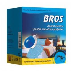 BROS APARAT ELECTRIC IMPOTRIVA TANTARILOR +10 PASTILE