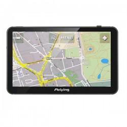 "SISTEM DE NAVIGATIE GPS Peiying PY-GPS7012 cu transmitator FM incorporat, LCD TFT Capacitive touchscreen 7"""