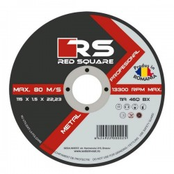 DISC RED SQUARE PROFESIONAL