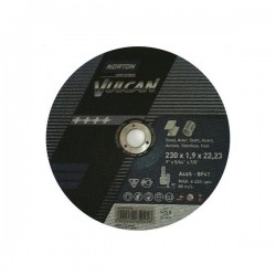DISC NORTON VULCAN METAL 115 X 1,6 MM