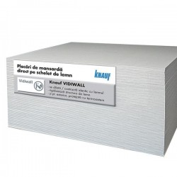 PLACA VIDIWALL HI CANT SK 12.5 X 1200 X 2600 MM
