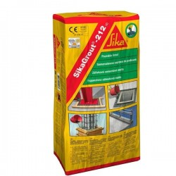 MORTAR SIKA GROUT 212 - SAC 25 KG