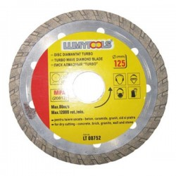 DISC DIAMANTAT LUMYTOOLS TURBO