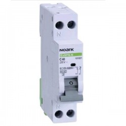 INTRERUPATOR AUTOMAT 4.5 KA 6/1N/C NOARK 101593