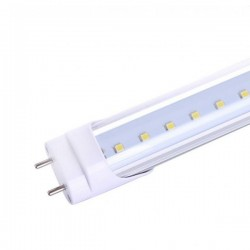TUB LED GLASS T8