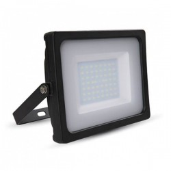 REFLECTOR LED SMD 50W IP 65 NEGRU SKU-5833