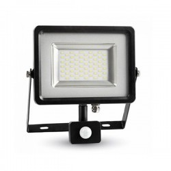 REFLECTOR LED SMD 30W 6000K IP44 CU SENZOR MISCARE SKU-5716