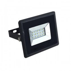 REFLECTOR LED SMD 10W 6000K IP65 NEGRU SKU-5942
