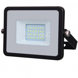 REFLECTOR LED SMD 20 W 6400K IP65 NEGRU/GRI SKU-441