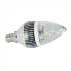 BEC LED LUMANARE 4W E14