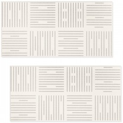 DECOR BURANO STRIPES 30.8 X 60.8 CM