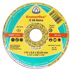 DISC KLINGSPOR DEBITARE PIATRA C24