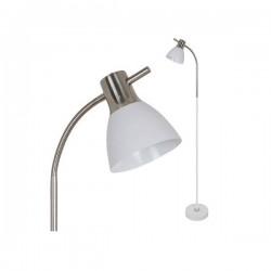 LAMPADAR ALUMINIU ALB MAT MAX 60 W SKU-3704