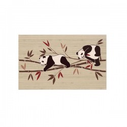 DECOR PANDA MARO FRUNZE I 2642-0275 25*40
