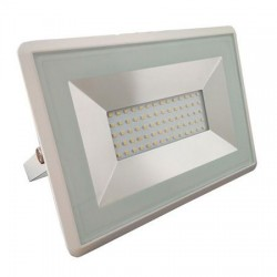 REFLECTOR LED SMD 50W 6500K IP65 ALB