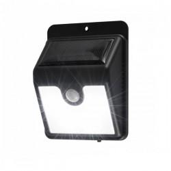 REFLECTOR LED CU PANOU SOLAR SI SENZOR DE MISCARE