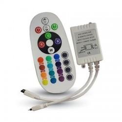 CONTROLLER LED RGB 24 BUTOANE