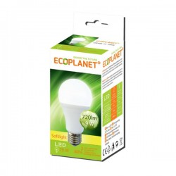 BEC LED A60 9W 2700K ECO-0006