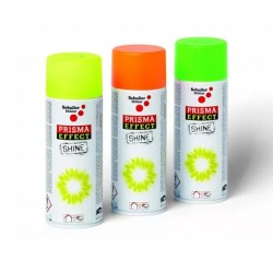 PRISMA COLOR SPRAY FLUORESCENT ROSU 91061
