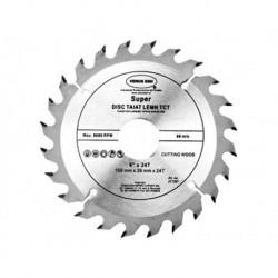 """DISC TAIAT LEMN TCT - 6""""-150 X 24T X 30 MM 271397"""