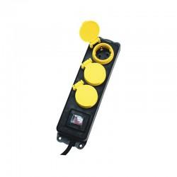 PRELUNGITOR DE EXTERIOR 3 PRIZE 5 M NVO 03 K 5 / BK / 1.5