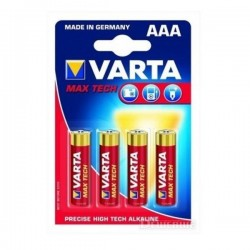 BATERIE MAXI-TECH AAA LR03 VARTA