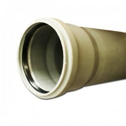 TEAVA PVC 125 SN4 3M
