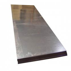 TABLA NEAGRA METAL STEEL