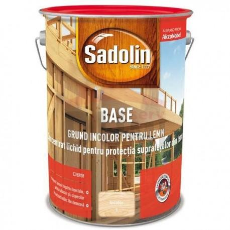 GRUND SADOLIN BASE INCOLOR - 5 l