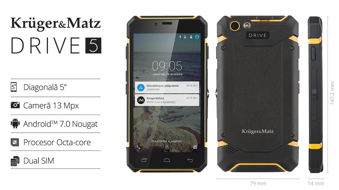 Kruger7Matz Drive 5